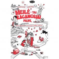BROKAS!!! Meilė - tai raganosiai pilve, arba gėdingiausias pasaulyje meilės laiškas (Įplėštas viršelis)