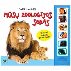 BROKAS!!! Sudėk paveikslėlį. Mūsų zoologijos sodas (neveikia gasai)