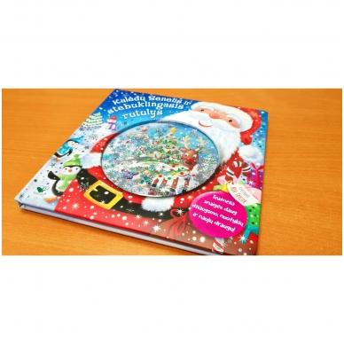 BROKAS!!! Kalėdų Senelis ir stebuklingasis rutulys (perspausta) 2