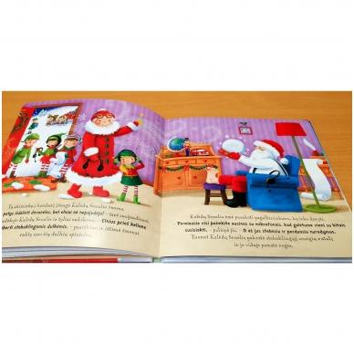 BROKAS!!! Kalėdų Senelis ir stebuklingasis rutulys (perspausta) 5