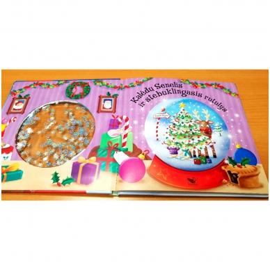 BROKAS!!! Kalėdų Senelis ir stebuklingasis rutulys (perspausta) 6