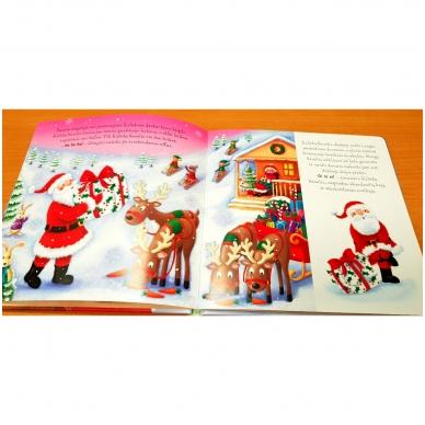 BROKAS!!! Kalėdų Senelis ir stebuklingasis rutulys (perspausta) 3