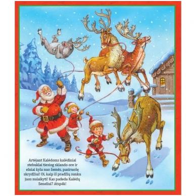BROKAS!!! Nuotykiai per Kalėdas (Įplyšęs viršelis) 4