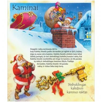 BROKAS!!! Nuotykiai per Kalėdas (Įplyšęs viršelis) 6
