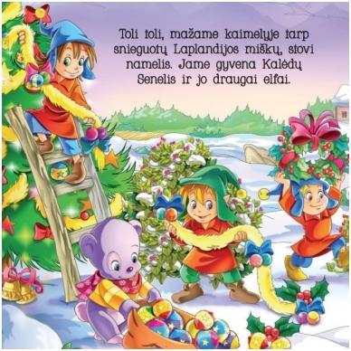 BROKAS!!! Svečiuose pas Kalėdų Senelį. 6 delionės (iš grąžinimų) 5
