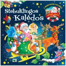 Stebuklingos Kalėdos. 6 nuostabios dėlionės