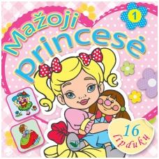 BROKAS!!! Mažoji princesė 1 (sulankstyta)