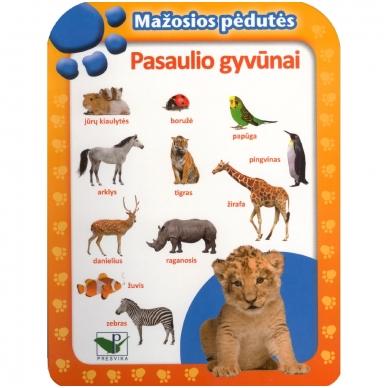 Mažosios pėdutės. Pasaulio gyvūnai
