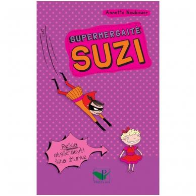 Supermergaitė SUZI