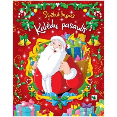 Stebuklingas Kalėdų pasaulis