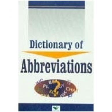 Dictionary of Abbreviations (Trumpinių žodynas)