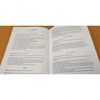 Aš mokausi. Žaidimų knyga (knygos iš grąžinimų, su trūkumais) 6