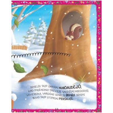 Belaukiant Kalėdų 7