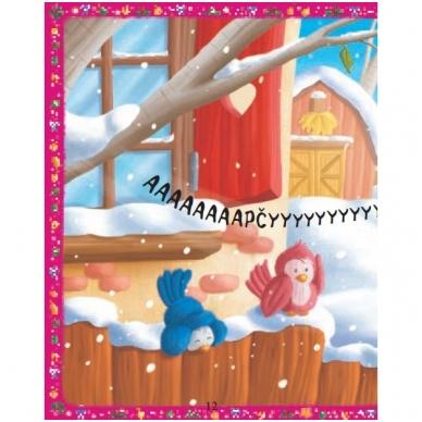 Belaukiant Kalėdų 8