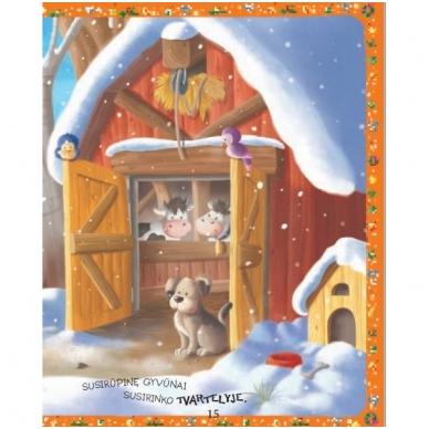Belaukiant Kalėdų 5