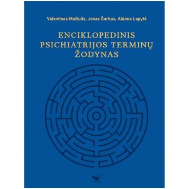 Enciklopedinis psichiatrijos terminų žodynas 3