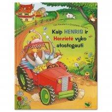 Kaip Henris ir Henrietė vyko atostogauti. Cee Neudert, Christiane Hansen
