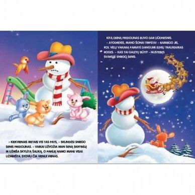 BROKAS!!! Kalėdinė istorija. NEPAPRASTOS KALĖDOS (Įplyšęs viršelis) 4