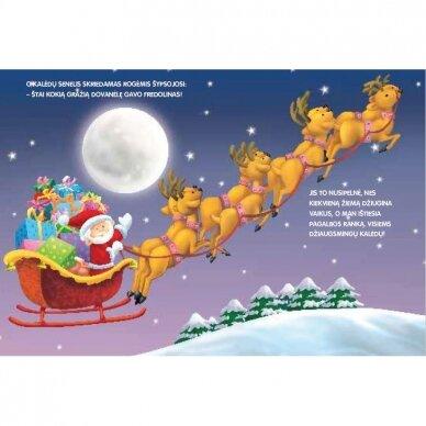 BROKAS!!! Kalėdinė istorija. NEPAPRASTOS KALĖDOS (Įplyšęs viršelis) 5