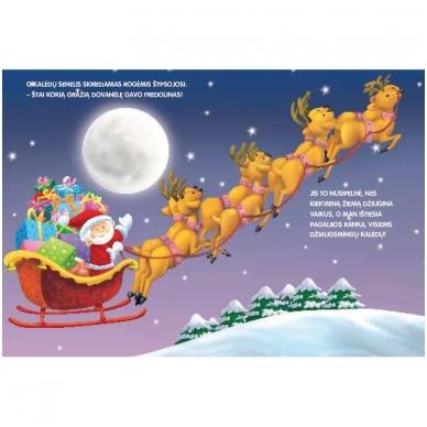 Kalėdinė istorija. NEPAPRASTOS KALĖDOS 5