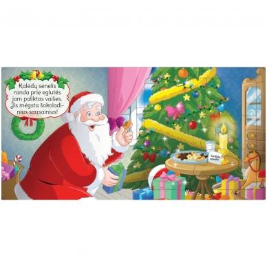 Kalėdinės dėlionės. Paslaptingos Kalėdos 3