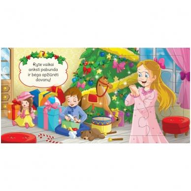 Kalėdinės dėlionės. Paslaptingos Kalėdos 2