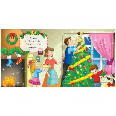 Kalėdinės dėlionės. Paslaptingos Kalėdos 6