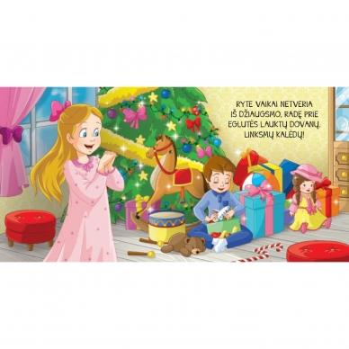 BROKAS!!! Kalėdinės pasakos (rinkinyje 2 knygelės ir dėlionė) (iš grąžinimų) 6