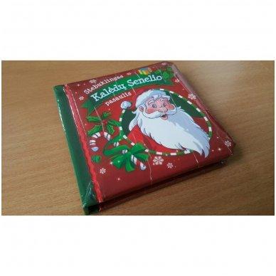 Kalėdinės pasakos (rinkinyje 2 knygelės ir dėlionė) 15