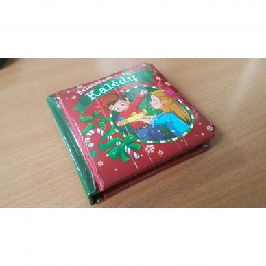 BROKAS!!! Kalėdinės pasakos (rinkinyje 2 knygelės ir dėlionė) (iš grąžinimų) 16