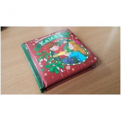 Kalėdinės pasakos (rinkinyje 2 knygelės ir dėlionė) 16