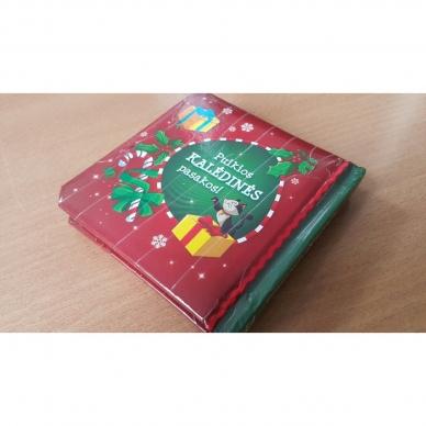 BROKAS!!! Kalėdinės pasakos (rinkinyje 2 knygelės ir dėlionė) (iš grąžinimų) 17