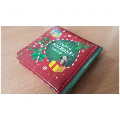 Kalėdinės pasakos (rinkinyje 2 knygelės ir dėlionė) 17