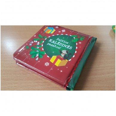Kalėdinės pasakos (rinkinyje 2 knygelės ir dėlionė) 18