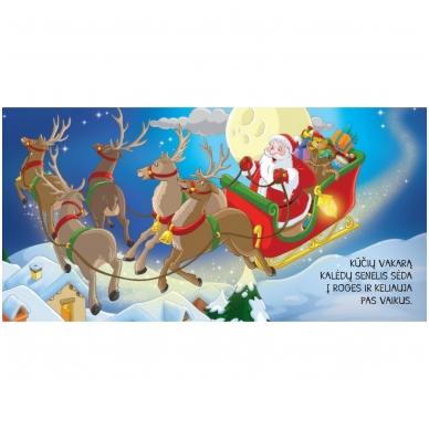 Kalėdinės pasakos (rinkinyje 2 knygelės ir dėlionė) 8