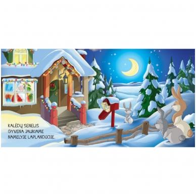 Kalėdinės pasakos (rinkinyje 2 knygelės ir dėlionė) 10