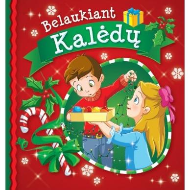 BROKAS!!! Kalėdinės pasakos (rinkinyje 2 knygelės ir dėlionė) (iš grąžinimų) 5