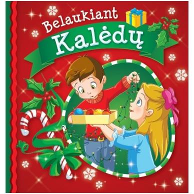 Kalėdinės pasakos (rinkinyje 2 knygelės ir dėlionė) 5