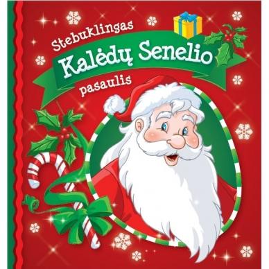 BROKAS!!! Kalėdinės pasakos (rinkinyje 2 knygelės ir dėlionė) (iš grąžinimų) 4