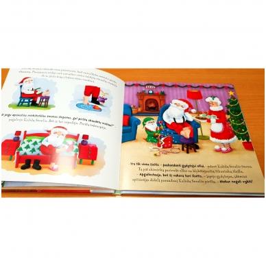 Kalėdų Senelis ir stebuklingasis rutulys 4