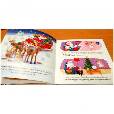 Kalėdų Senelis ir stebuklingasis rutulys 7