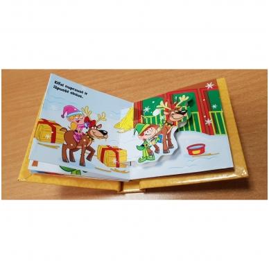 Knygelių karuselė. Džiaugsmingų Kalėdų 10