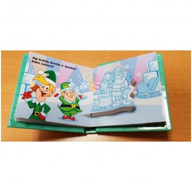 Knygelių karuselė. Džiaugsmingų Kalėdų 6
