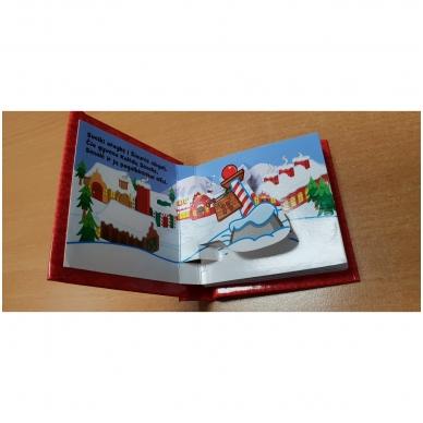 Knygelių karuselė. Džiaugsmingų Kalėdų 5