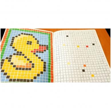 Kuriame mozaikas 4-6 metų vaikams 3