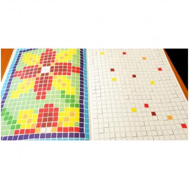 Kuriame mozaikas 4-6 metų vaikams 4
