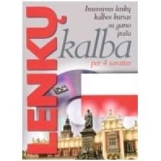 Lenkų kalba per 4 savaites (Intensyvus lenkų kalbos kursas su garso įrašu)