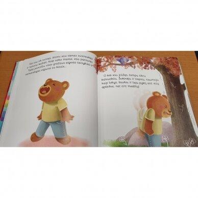 Mano didžioji emocijų knyga. Puikūs trumpi pasakojimai apie emocijas ir jausmus 3
