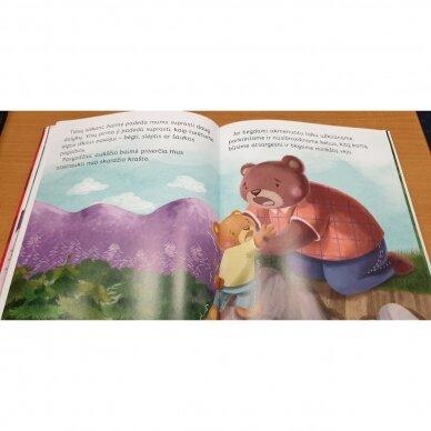 Mano didžioji emocijų knyga. Puikūs trumpi pasakojimai apie emocijas ir jausmus 5