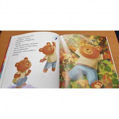 Mano didžioji emocijų knyga. Puikūs trumpi pasakojimai apie emocijas ir jausmus 6